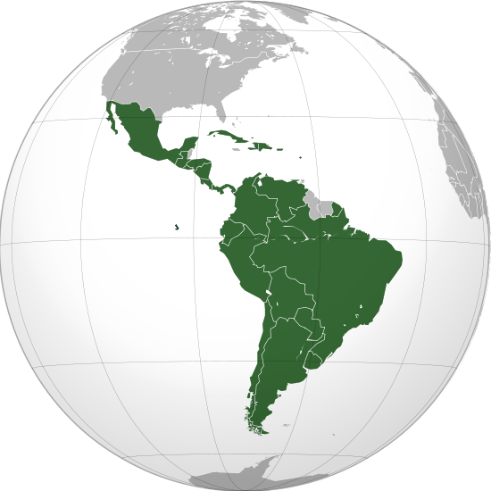 Latinoamérica 1