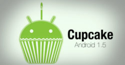 Android Cupcake 5