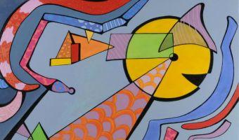 Abstracción Geométrica 3