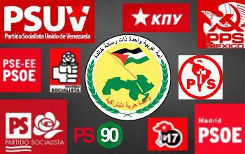 Socialismo - Algunos partidos socialistas del mundo