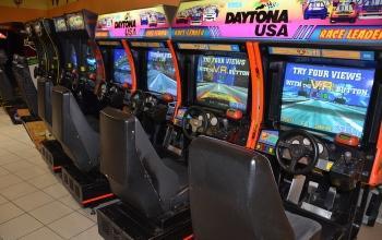 Videojuegos - Juegos de arcades